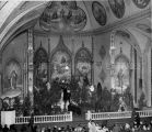 St. Ignatius Church, interior, 1911? - 1925?